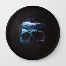 By This Sea 03 Wall Clock