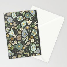 Chocolate con menta Stationery Cards