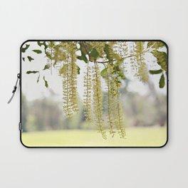 Lacy Curtain Laptop Sleeve