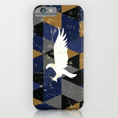 Ravenclaw House Pattern iPhone 6s Slim Case