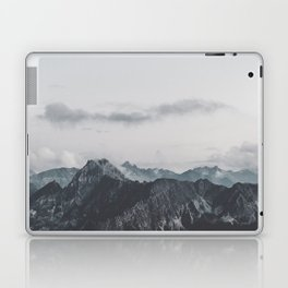 Calm - landscape photography Laptop & iPad Skin
