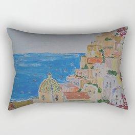 Santa Maria Assunta Rectangular Pillow
