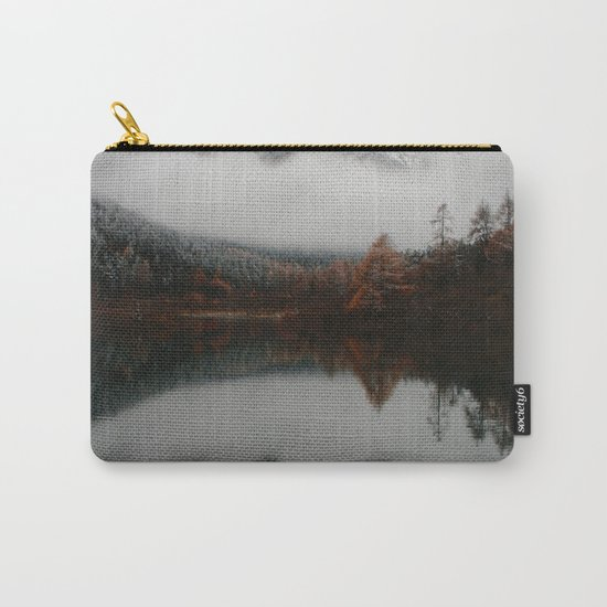 Beautiful Mountain # reflection Carry-All Pouch