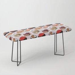 Sushi Persian Cat Bench