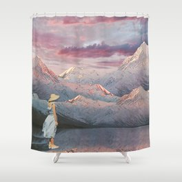 Mountain Air Shower Curtain