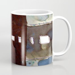 12 matchsticks side by side Coffee Mug