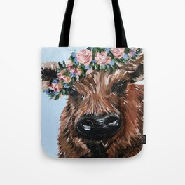 henry the highland and the best friend Tote Bag