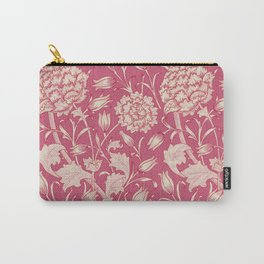 "William Morris ""Wild Tulip"" 3. Carry-All Pouch"