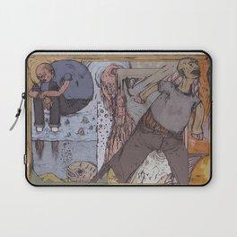 badfish>sadboy Laptop Sleeve