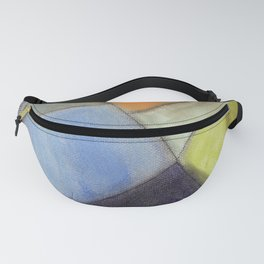 Dirty City Sunset Fanny Pack