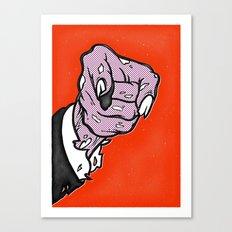 Zombiecracy Canvas Print