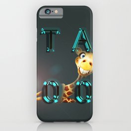 stay cool iPhone Case