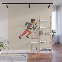 Monday Sports Wall Mural