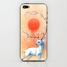 Spring Spirit iPhone & iPod Skin
