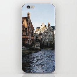 Dean Village - Edinburgh iPhone Skin