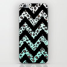 LEOPARD CHEVRON iPhone & iPod Skin