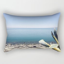 See the Sea Rectangular Pillow