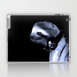DJ Sloth Laptop & iPad Skin