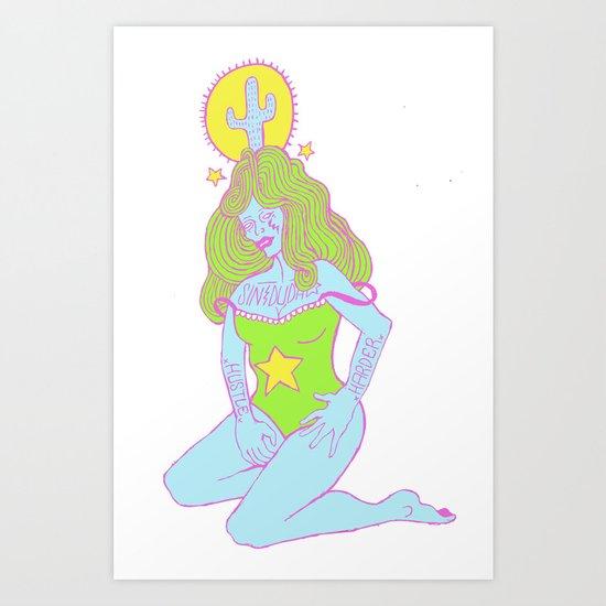 Starletta Art Print
