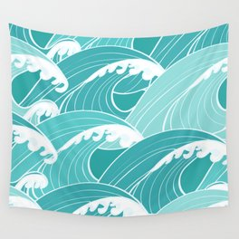 Take me to the sea Wall Tapestry