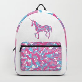 Unicorn's Breakfast Backpack