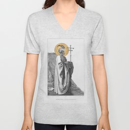 Our Most Reviled Father Unisex V-Neck