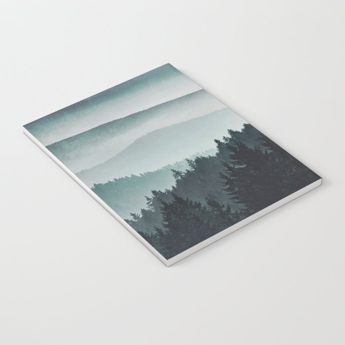 Mountain Light Notebook
