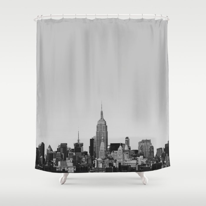 NYC No 2 Shower Curtain