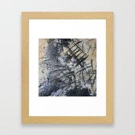 Fields of Gold II Framed Art Print
