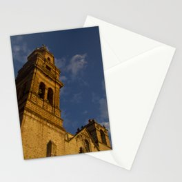 Temple of Saint Agust Stationery Cards
