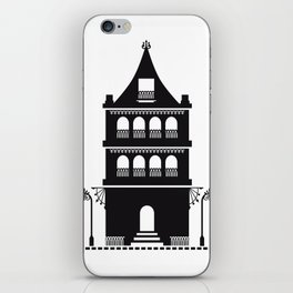 Casitas (04) iPhone Skin