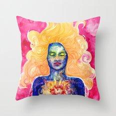 Mystique Throw Pillow