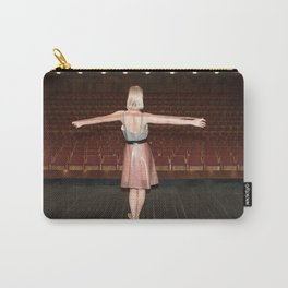 Everyone Likes to get On Stage and be Applauded Carry-All Pouch