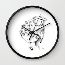 Merino Mutation Wall Clock