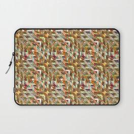 Geometric Quilt Laptop Sleeve