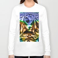 lsd Long Sleeve T-shirts featuring LSD by Robin Curtiss