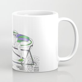 Drafting: In Honor of Feminist Foremothers Coffee Mug