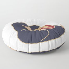 Stealing Niffler Floor Pillow