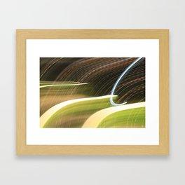 Bright Lights, Big City III Framed Art Print