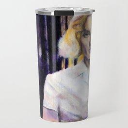 Cora by Aaron Bir Travel Mug