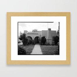 1084 O'BRIEN COURT, LOOKING EAST Framed Art Print
