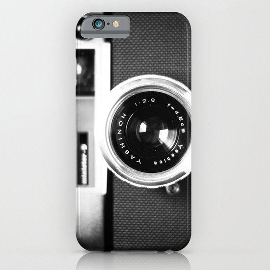 Camera Vintage iPhone & iPod Case