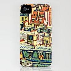 Paris Slim Case iPhone (4, 4s)