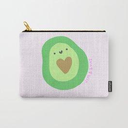 Avocado Carry-All Pouch