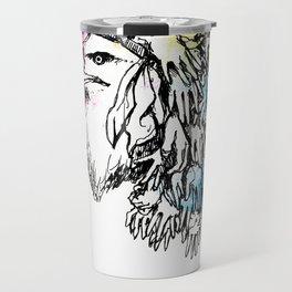 Handful Eagle Travel Mug