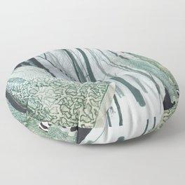 Sheets Floor Pillow