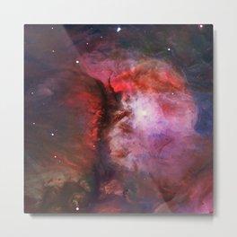 De-mairans Nebula Metal Print