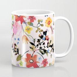Chintzy Watercolor Glaze Coffee Mug