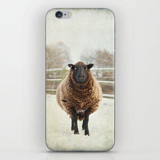 Zombie sheep iPhone & iPod Skin