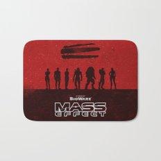 Mass Effect 1 Bath Mat